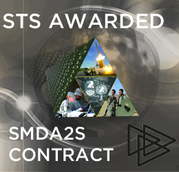 STS awarded SMDA2S Contract