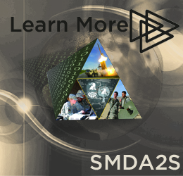 STS provides C4ISR services for SMDA2S